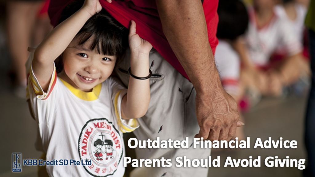 Outdated Financial Advice Parents Should Avoid Giving